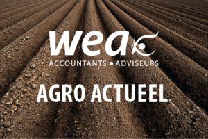 Agro Actueel - WEA Accountants en Adviseurs